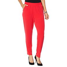 IMAN City Chic Jogger Pant with Pockets