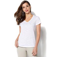 IMAN Global Chic 2pk V-Neck Tees