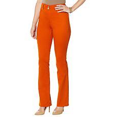 IMAN Global Chic 360 Slim Boot-Cut Jean