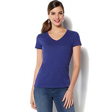 IMAN Global Chic Perfect Luxe Comfort Tee - Basic