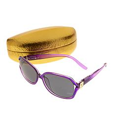 IMAN Hollywood Chic Colored Lens Sunglasses