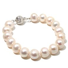 "Imperial Pearls 10-11mm Cultured Pearl 7-1/2"" Bracelet"