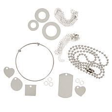 ImpressArt Stamp It Yourself Jewelry Bundle