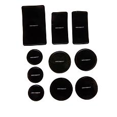 Improvements Black Gel Pads 10-pack