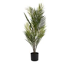 """Improvements Indoor/Outdoor 39"""" Faux Potted Palm Tree"""