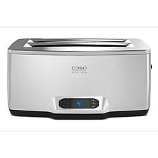 Inox 4 Four-Slice Toaster with Wire Warming Basket
