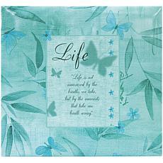 """Inspiration Postbound Album 12"""" x 12"""" - Life"""