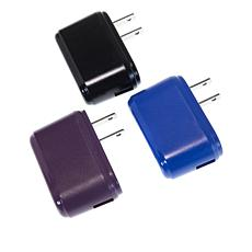 instaCHARGE 3-pack Wall Adapters