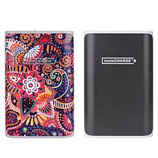 instaCHARGE 6,600mAh Portable Device Chargers 2-pack