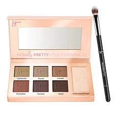 IT Cosmetics Naturally Pretty Essentials Love Shadow Palette w/Brush
