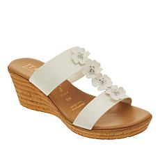 Italian Shoemakers Bailee H-Band Wedge Sandal