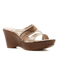 Italian Shoemakers Lucierne Wedge Sandal