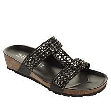 Italian Shoemakers Zonia Studded H-Band Sandal