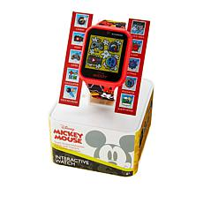 iTime Mickey Mouse Kids' Interactive Smart Watch