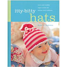 """Itty-Bitty Hats"" Book by Susan B. Anderson"
