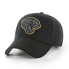 Jacksonville Jaguars NFL Black Classic Adjustable Hat