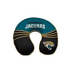 Jacksonville Jaguars Wave Memory Foam Uneck Travel Pillow