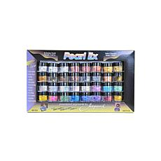 Jacquard Pearl Ex Powdered Pigment Sets 32-pack