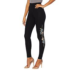Jamie Gries Embroidered Legging