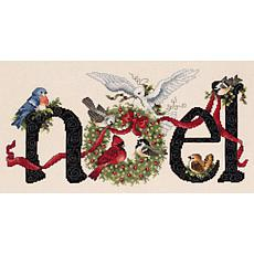 Janlynn Counted Cross Stitch Kit - Noel (14 Count)