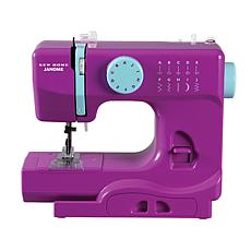 Janome 10-Stitch New Home Portable Machine