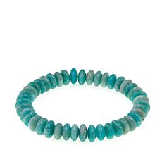 Jay King Amazonite Bead Stretch Bracelet