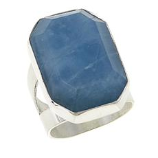 Jay King Aquamarine Sterling Silver Ring
