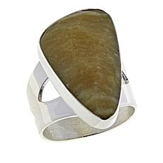 Jay King Honey Gobi Opal Sterling Silver Ring