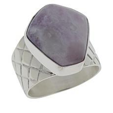 Jay King Sterling Silver Jalisco Lavender Opal Ring