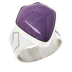 Jay King Sterling Silver Purple Stichtite Ring