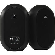 JBL 104-BT Compact Powered Desktop Reference Monitors with Bluetooth