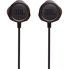 JBL Quantum 50 Wired In-Ear Gaming Headset w/Volume Slider & Mic Mute