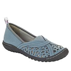JBU by Jambu Pecan All Terra™ Traction Slip-On Flat