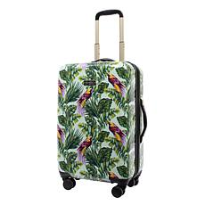 Jessica Simpson Paradise 20-inch Hardside Luggage - Mint