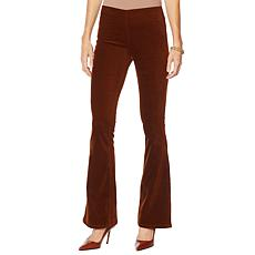 Jessica Simpson Pull-On High Rise Flared Pant - Missy