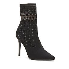 Jessica Simpson Stretch High-Heel Bootie
