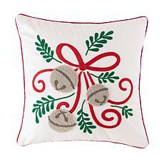 Jingle Bow Pillow
