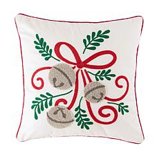 Jingle Bow Pillow