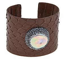 "Joan Boyce Dottie's ""Fun and Funky""  Cuff Bracelet"