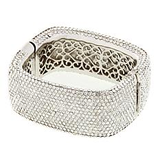 "Joan Boyce Jackie's ""Dare to be Square"" Bangle Bracelet"