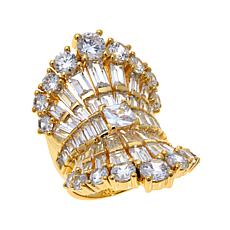 "Joan Boyce Janet's ""Flapper Chic"" Ring"
