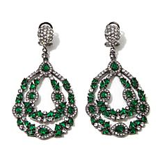 "Joan Boyce ""Under the Mistletoe"" Drop Earrings"
