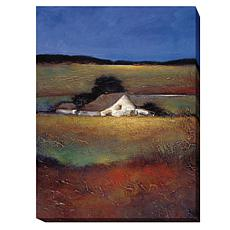 "Joseph Wong ""Silent Morning"" Gallery-Wrapped Canvas Gic"