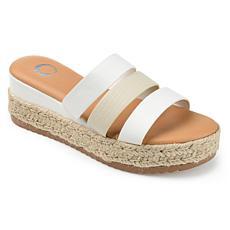 Journee Collection Women's Comfort Foam Whitty Sandal