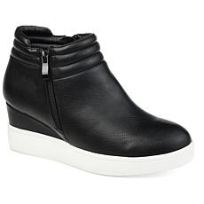 Journee Collection Women's Remmy Sneaker Wedge
