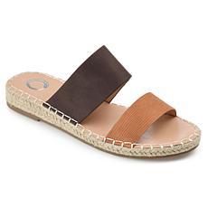 Journee Collection Women's Tru Comfort Foam Suzzie Sandal