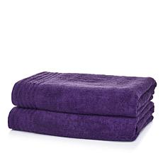 JOY 2-piece Large Supreme Stretch™ Bleach/Cosmetic Resistant Towels