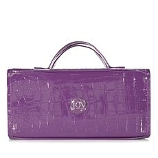 JOY E*Lite Croco Embossed Couture Large Better Beauty Case