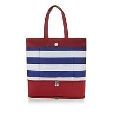 JOY Lightweight Double Decker Insulated Tote with RFID