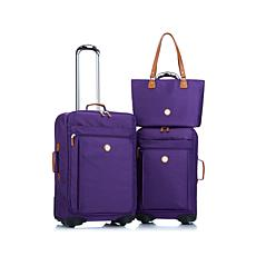 JOY Lightweight TuffTech™ Luggage Set w/SpinBall™ Wheel